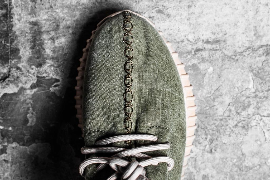 The Shoe Surgeon Yeezy 350 Moonrock Military