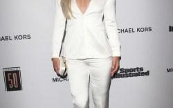 Sports Illustrated Fashionable 50 Party: Celeb Style