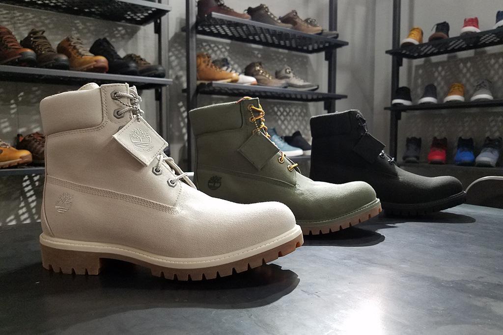 Timberland 6-inch boot Thread Outdoor Retailer