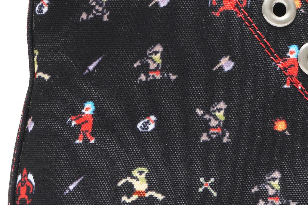 Ubiq x Capcom Ghouls 'n Ghosts Sneakers