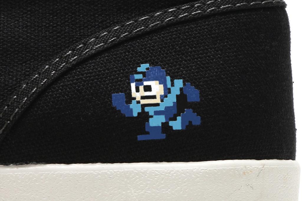 Ubiq x Capcom Rockman Sneakers