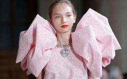 Giambattista Valli fall '17 haute couture,