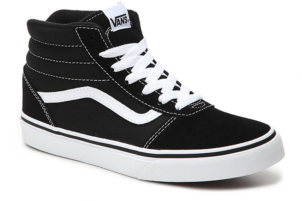 Vans, high-top sneakers