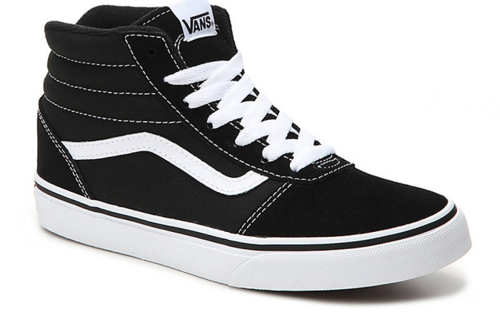 Vans, high-top sneakers