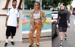 Celebrities' Go-To Shoes: Vans