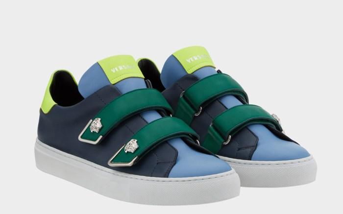 Versace Velcro Sneaker