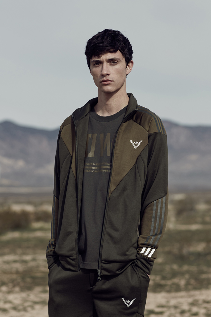 White Mountaineering x Adidas