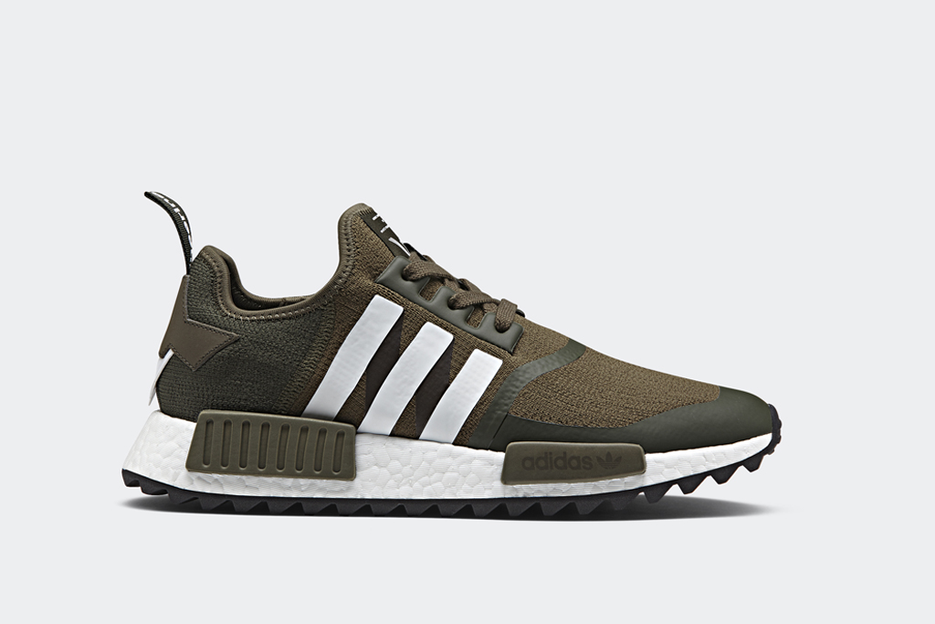 White Mountaineering x Adidas NMD Trail PK