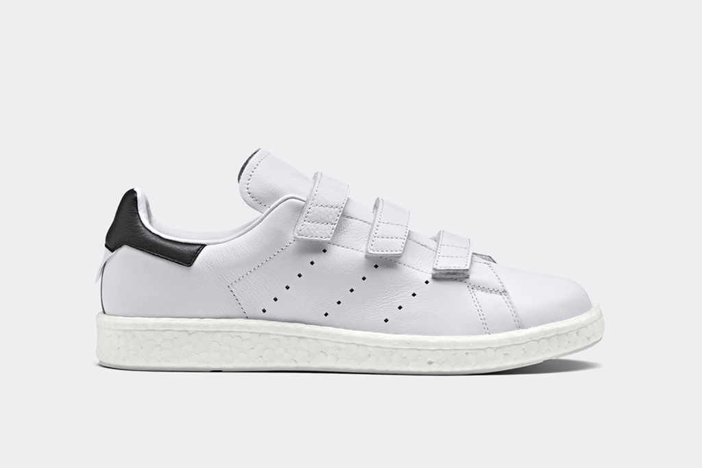 White Mountaineering x Adidas Stan Smith Boost