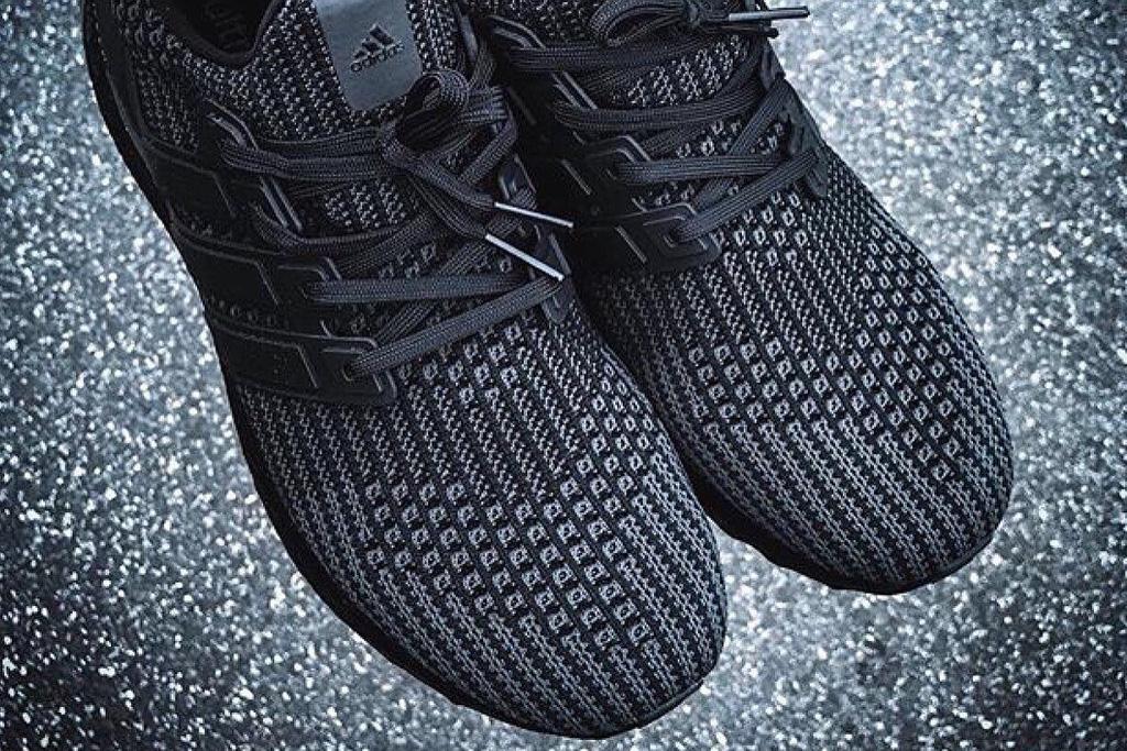 triple black adidas ultra boost 4.0