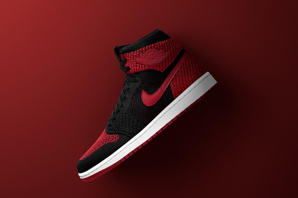Air Jordan 1 Flyknit Banned