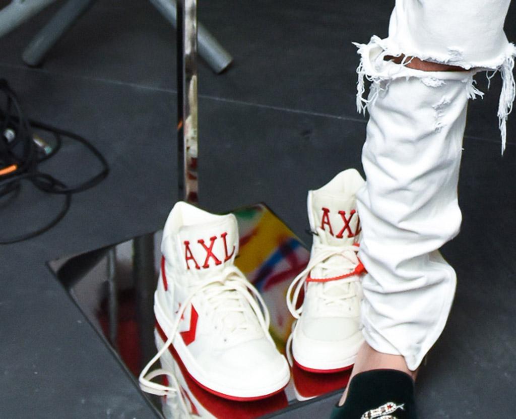 Guns 'N Roses Pop-Up Features Axl's
