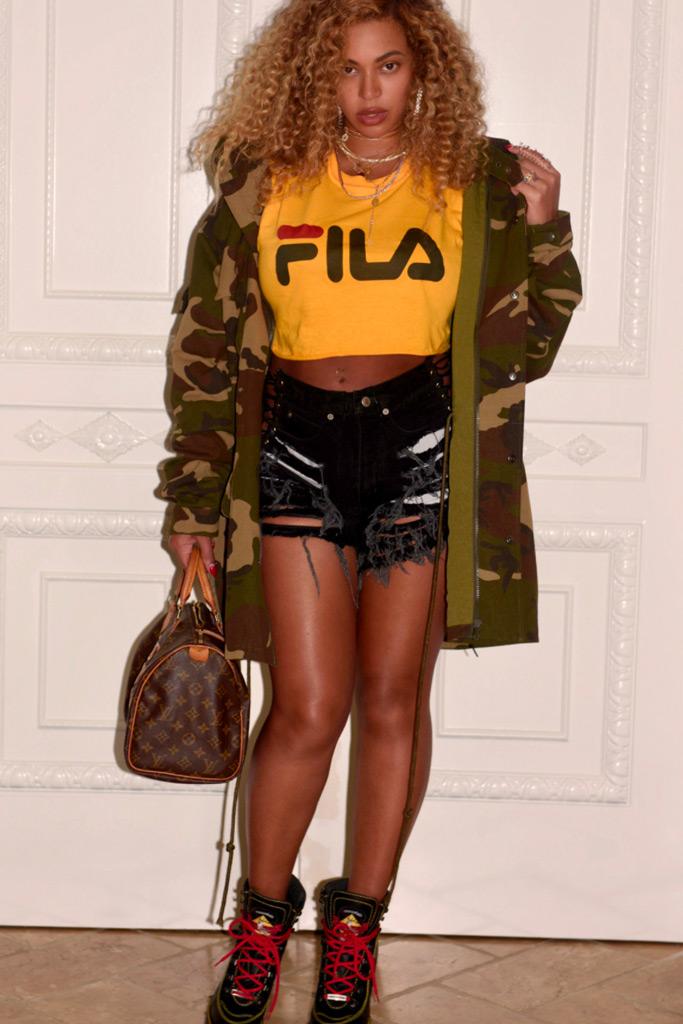 Beyoncé, Dsquared2, Givency