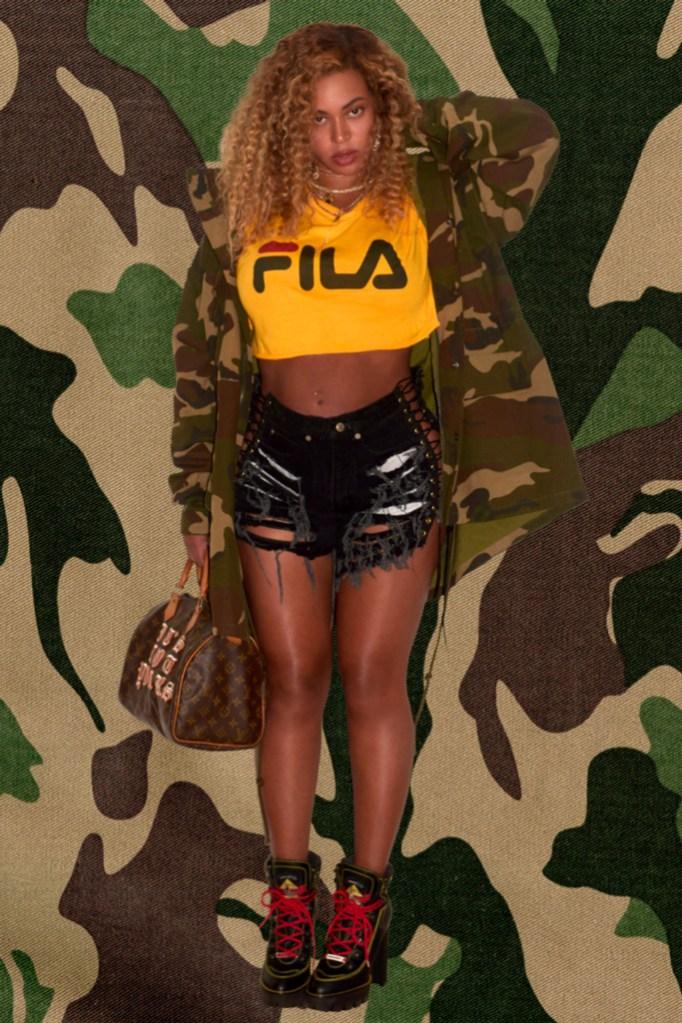Beyoncé, beyonce.com