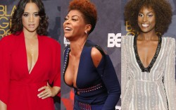 Dascha Polanco, Taraji Henson, black girls