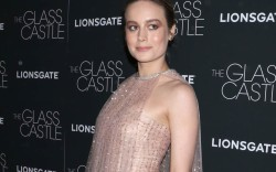 Brie Larson, The Glass Castle, red
