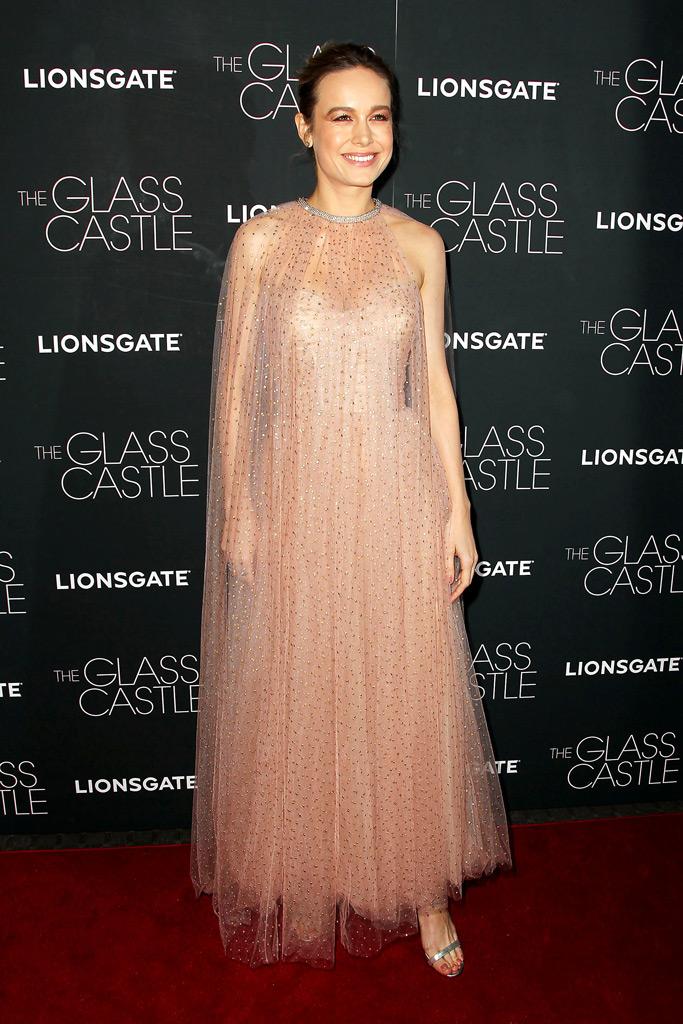Brie Larson, The Glass Castle