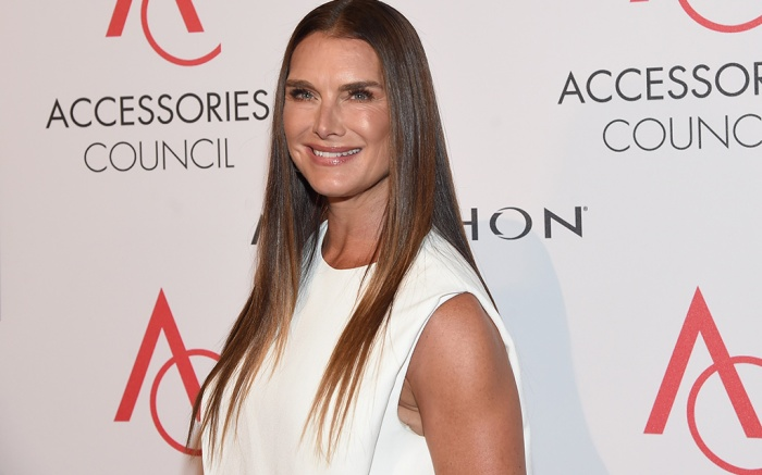 Brooke Shields at the 21st Annual ACE Awards in new york city.