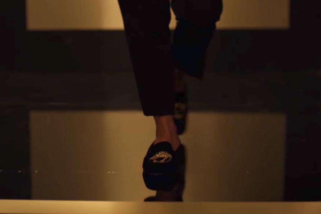 bruno mars, versace on the floor