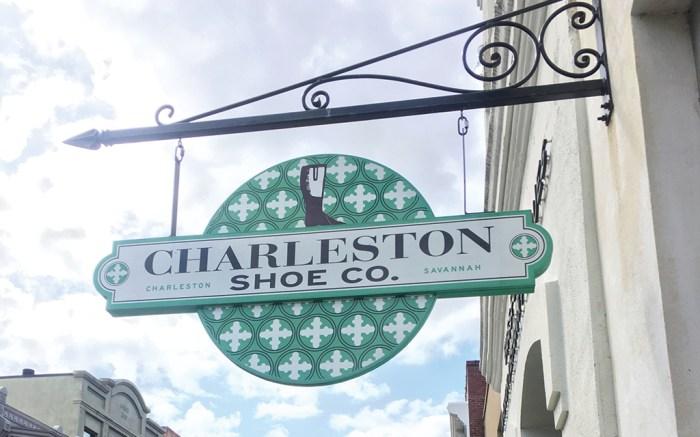 Charleston Shoe Co store
