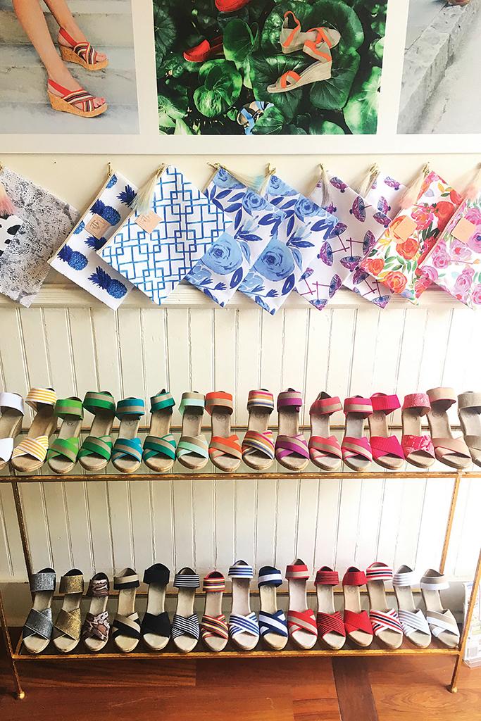 Charleston Shoe Co. Shoes