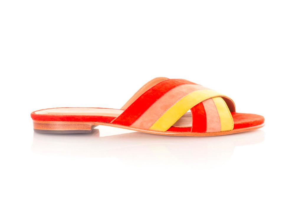 Charlotte Stone, sandals