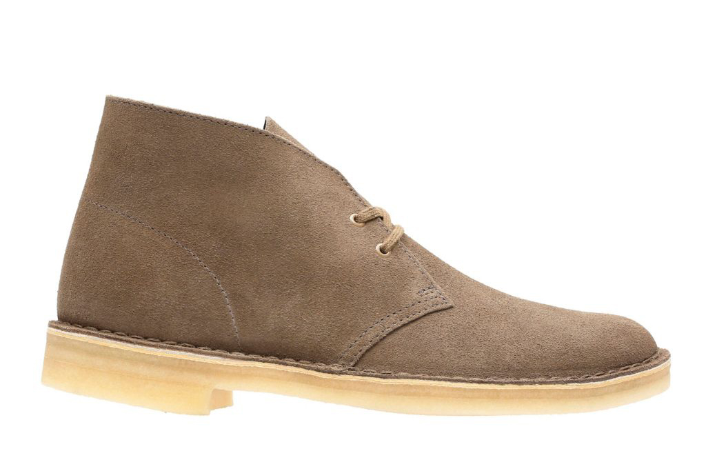 Clarks Desert Boot Olive Suede
