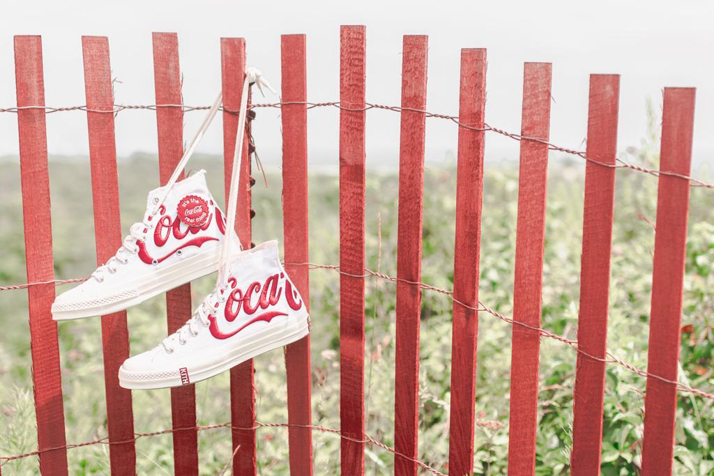 Coca-Cola x Kith x Converse Chuck Taylor All-Star 70