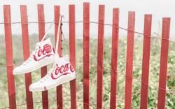 Coca-Cola x Kith x Converse Chuck