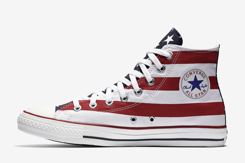 Converse Chuck Taylor All-Star Americana High Top