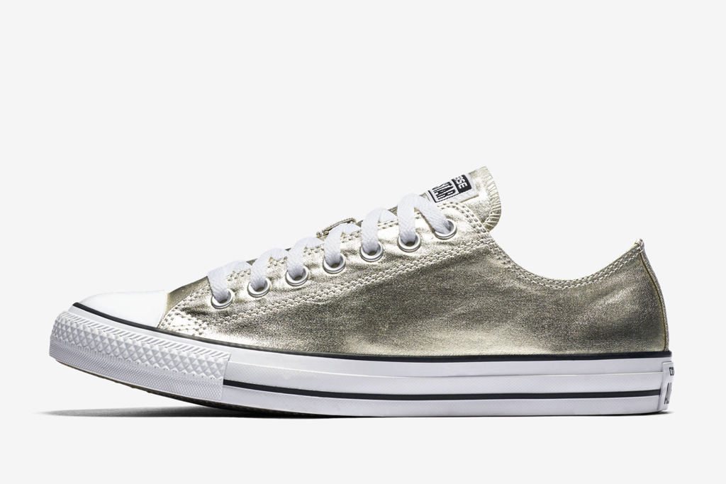 Converse Chuck Taylor All-Star Metallic Low Top
