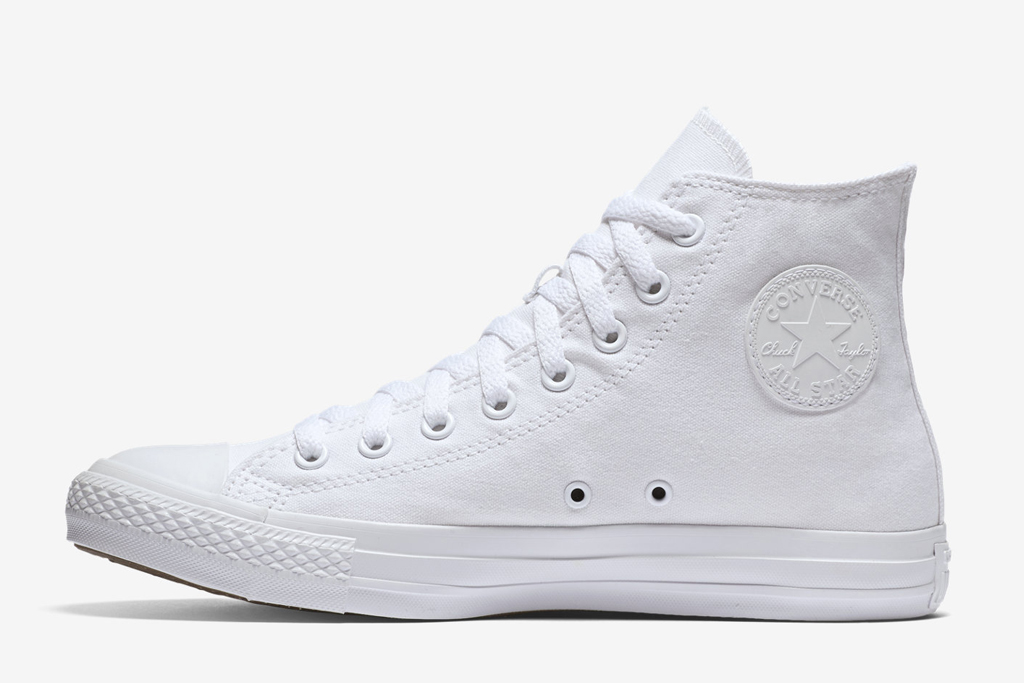 Converse Chuck Taylor All-Star Monochrome High Top