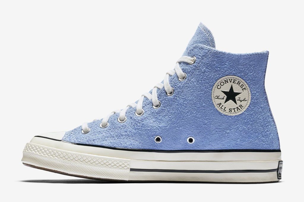 Converse Chuck Taylor All-Star Vintage Suede High Top