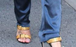 Demi Lovato's Menswear-Inspired Look