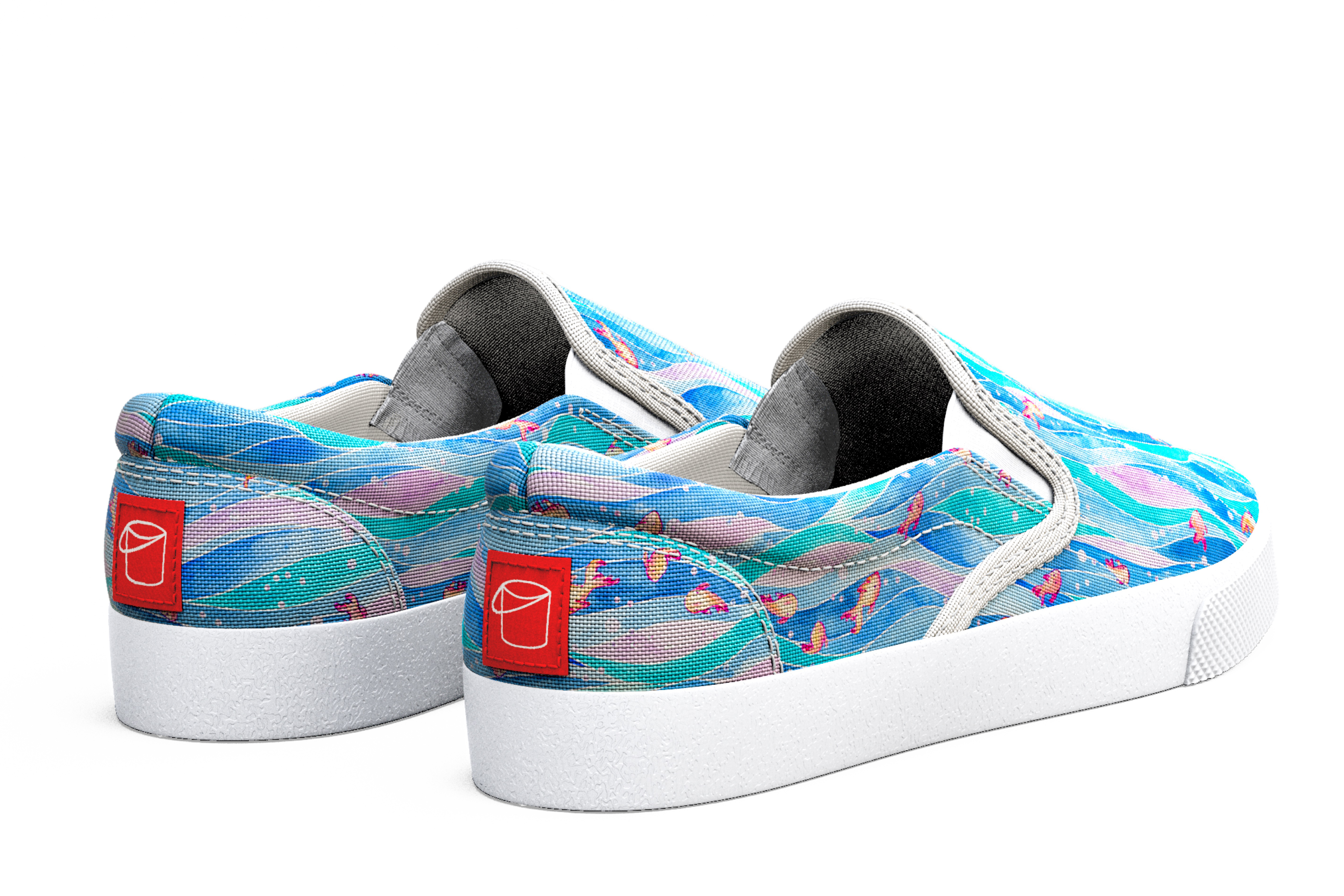 Bucketfeet Down By The Water