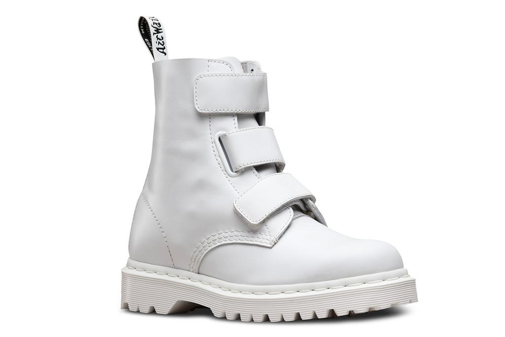 Dr. Marten, White boot, trend