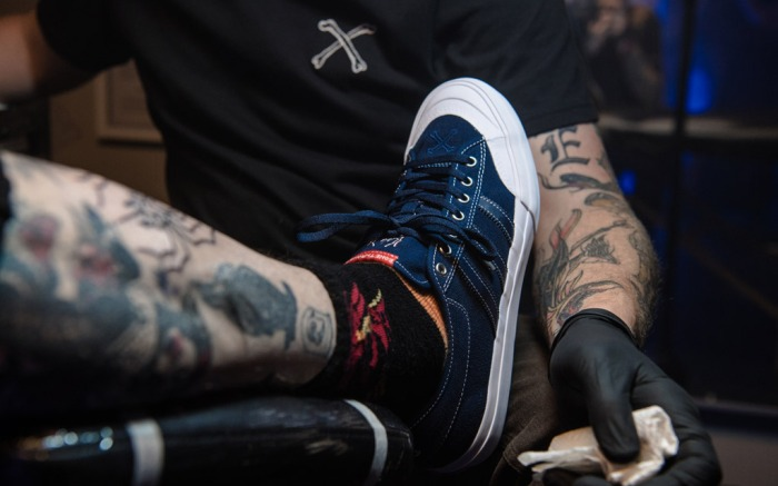 Adidas Skateboarding, Bonethrower, sneakers