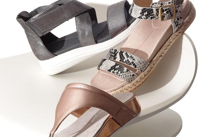 Easy Spirit spring '18 sandals