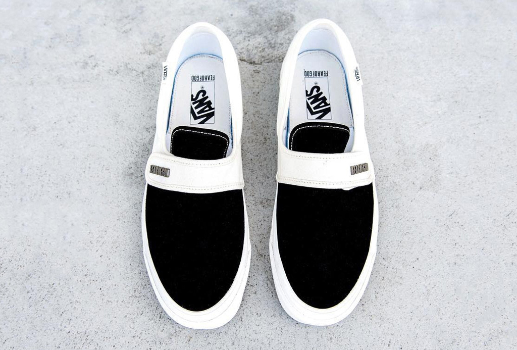 Fear of God x Vans Slip-On Style 147