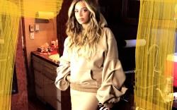 Beyoncé Wears Stella McCartney Platform Brogues