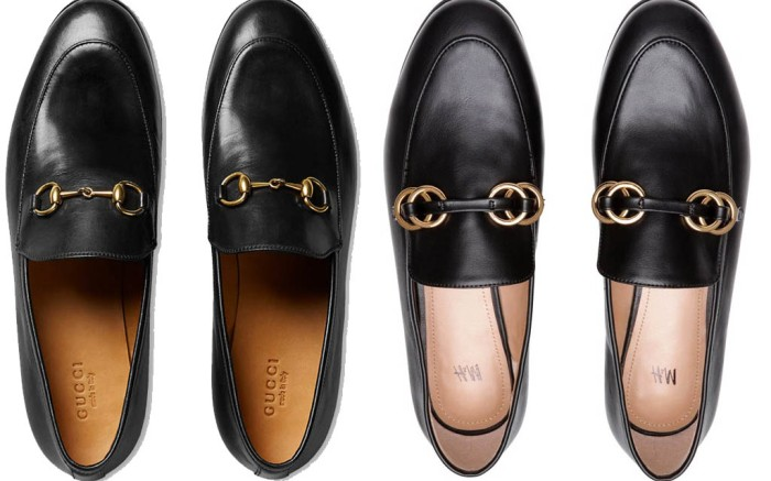 gucci inspired loafers, H&m, shoes