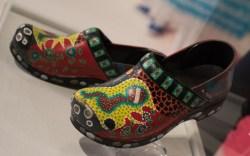 grace & frankie shoes