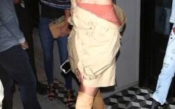 Hailey Baldwin's Boot Style