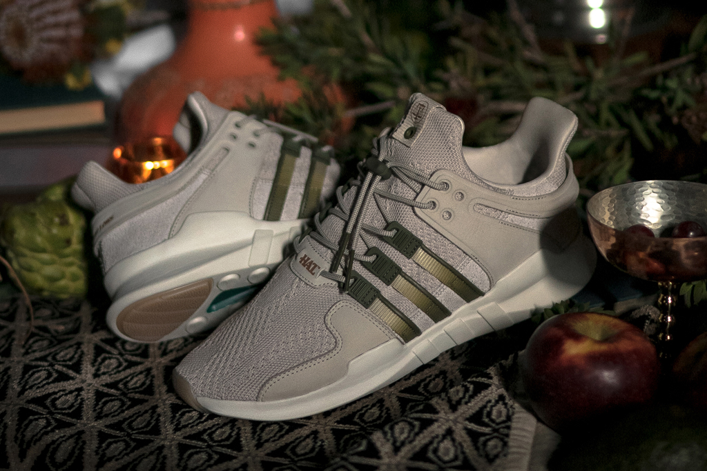 Highs and Lows x Adidas EQT ADV