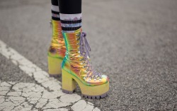 Lollapalooza, festival style, shoes, chicago, Current