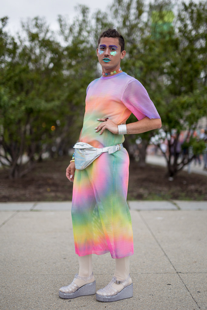 Lollapalooza, festival style, shoes, chicago
