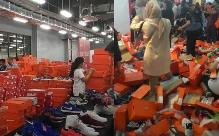 Indonesian Nike Sale