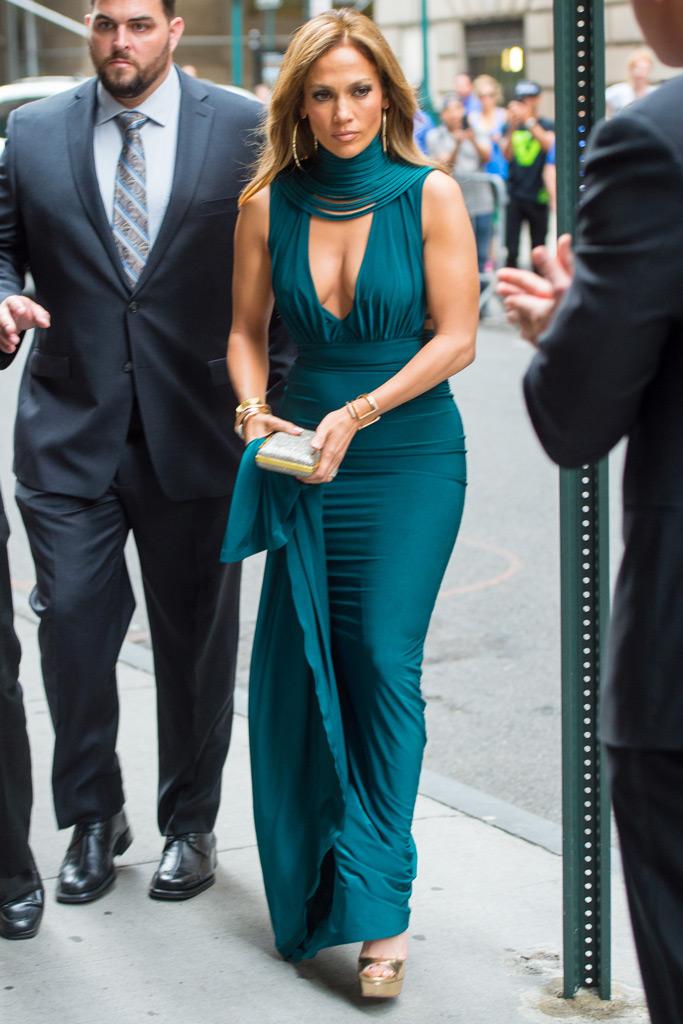 Jennifer Lopez, Hamel, wedding