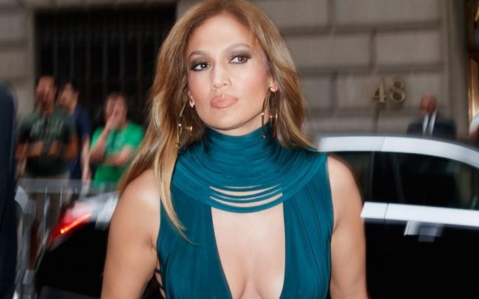 Jennifer Lopez, wedding