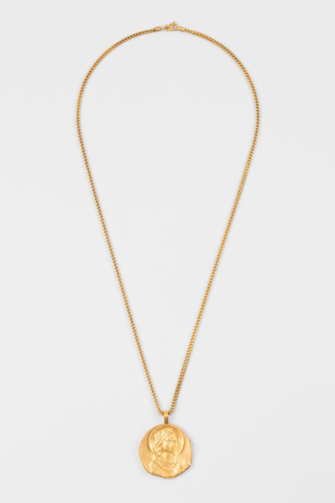 Jacob and Co x Kanye West Medallion Necklace